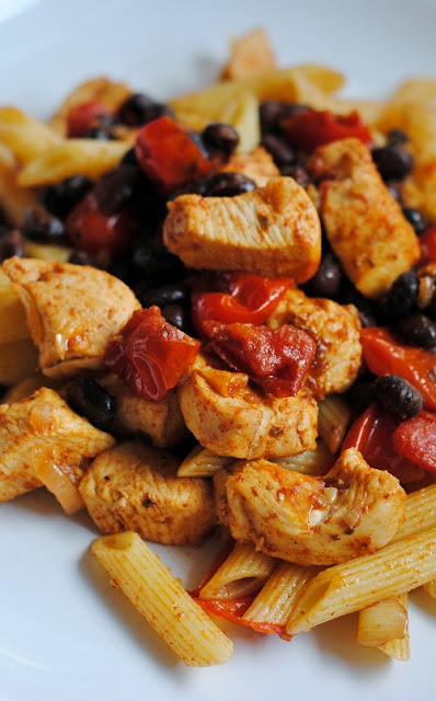 slow cooker southwest chicken