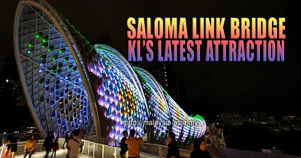 Saloma Link Bridge, All You Need To Know
