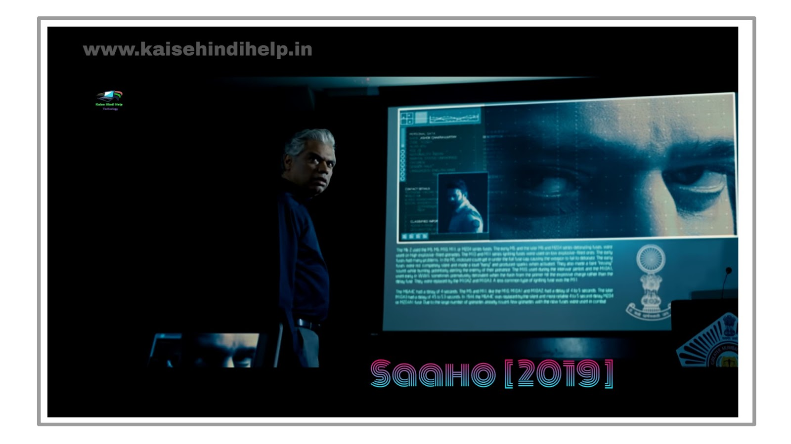 Download Saaho In Hindi