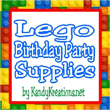 Find all the items you need for your next Lego birthday party.   Find decorations, invitations, party favors, dessert ideas, and more. With Amazon and their free prime shipping, you can order at the last minute and still throw an amazing party!