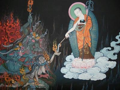 Vì sao nói: Phật cao một thước, Ma cao một trượng