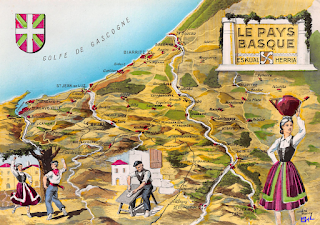 pays basque autrefois golfe gascogne
