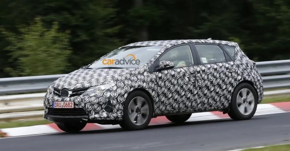 Lộ diện Toyota Corolla bản SUV, đối thủ mới gây hoang mang của Mazda CX-5, Honda CR-V