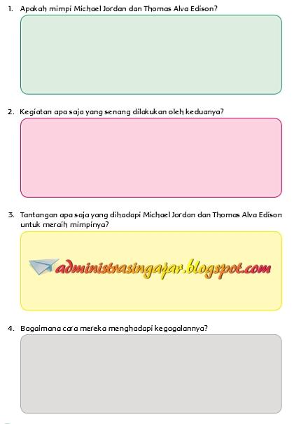 Kunci Jawaban Tema 6 Kelas 4 Halaman 38