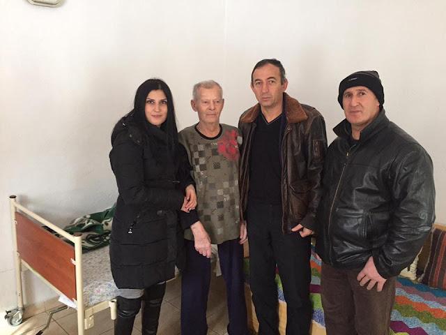 Κοντά στους ηλικιωμένους βρέθηκε η Εύξεινος Λέσχη Φιλώτα