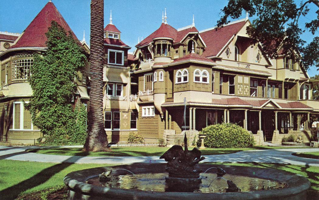 Mitos monstruos y leyendas la misteriosa casa winchester for La mansion casa hotel telefono