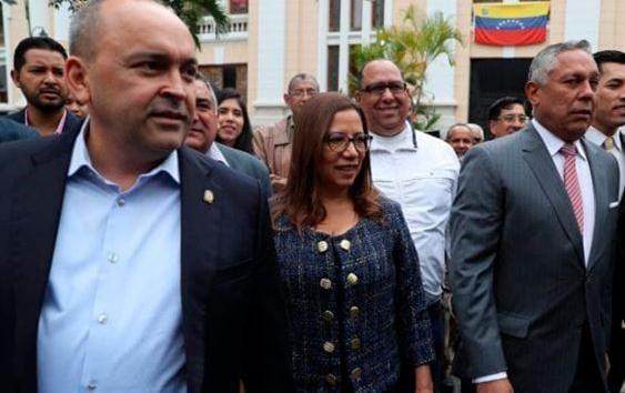 Diputados del PSUV en la AN solicitaron abrir una investigación a Guaidó por narcotráfico y paramilitarismo