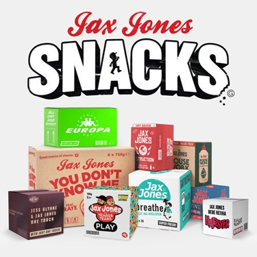 Jax Jones – Snacks (2019) CD Completo