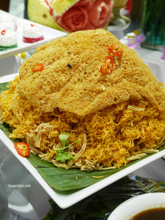 Mee Krob - Thai Crispy Fried Noodle