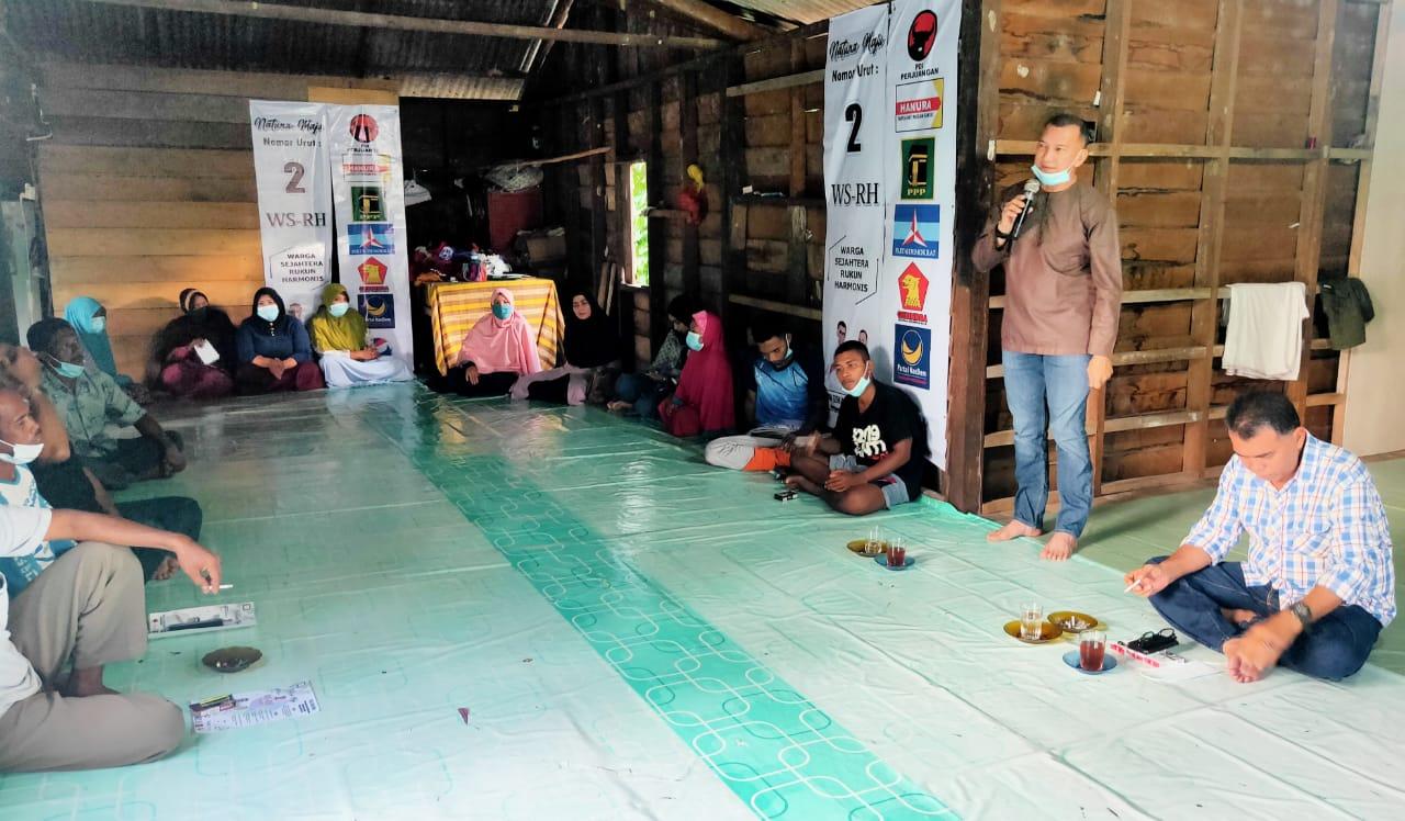 Jika Dipercaya Memimpin Natuna, Paslon Nomor Urut 2 WS-RH Akan Majukan Sektor Wisata