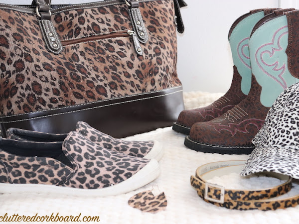 Hints of Leopard Print | Fashion