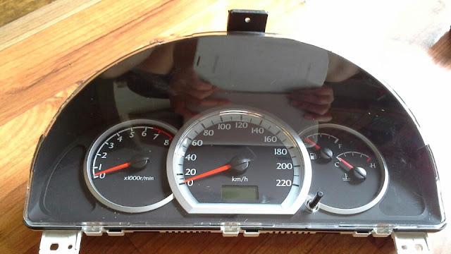 Đồng hồ táp lô Lacetti EX 1.6 chính hãng GM