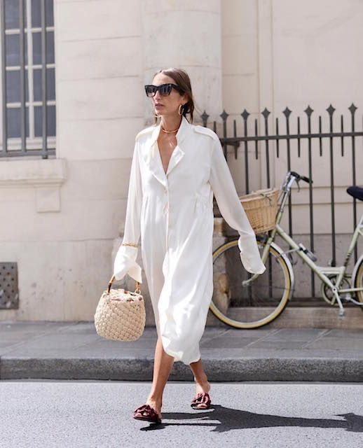 Style File: The Romance of Summer Whites