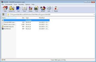 تحميل برنامج ضغط الملفات WinRAR