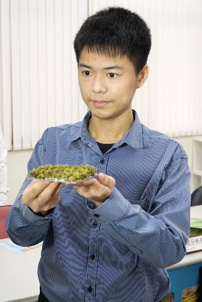 大葉大學入選彰化飆點子 豆渣、牡蠣殼減廢再利用