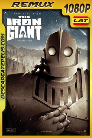 El gigante de hierro (1999) 1080p BDRemux Latino – Ingles