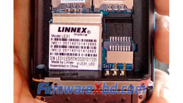 Linnex LE31 6531E Flash File Download 100% Tested