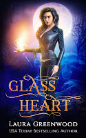 Glass Heart Reverse harem urban fantasy laura greenwood