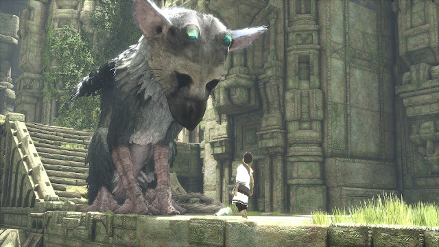 The Last Guardian presentacion