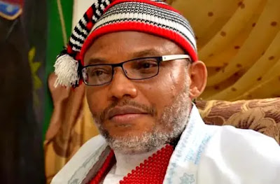 SD NEWS BLOG, breaking news Nigeria,IPOB orders Tuesday sit-at-home to commemorate Nnamdi Kanu's home invasion