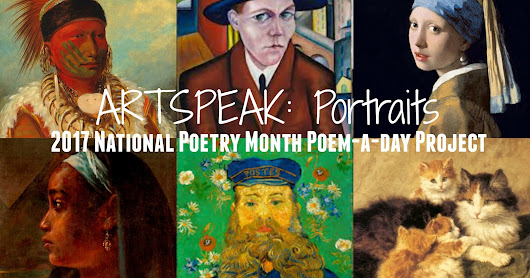 "ARTSPEAK! Portraits poem ""Tiger"""