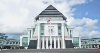 Kantor Gubernur Seluruh Indonesia