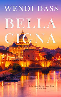 Bella Cigna (Foreign Endearments Book 1) - a contemporary romance novel by Wendi Das book promotion