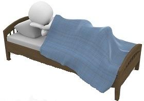 النوم الصحي أحد مفاتيح زيادة معدل الحرق في الجسم