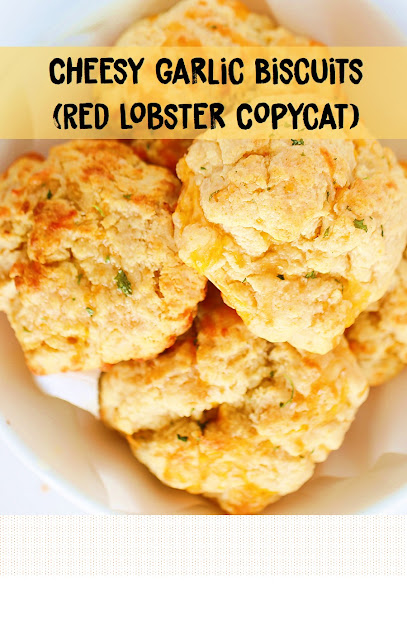 Cheesy Garlic Biscuits (Red Lobster Copycat)