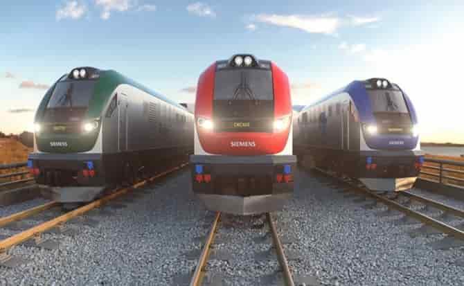 Trenes, alemania, ciencia