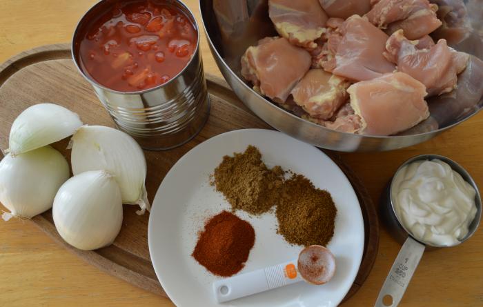 #receta #facil #garammasala #pollo #sabor #labrandounHOGAR