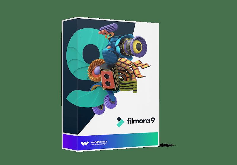 Wondershare Filmora 9.1 2019 Crack e Serial Download Grátis