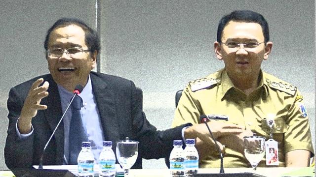 Pendapat Rizal Ramli tentang Kasus Ahok lebih Adil