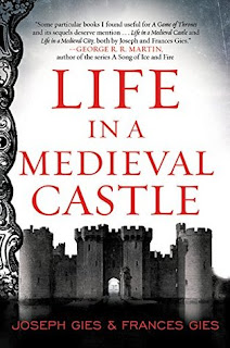 Life in a Medieval Castle by Joseph Gies & Frances Gies book cover