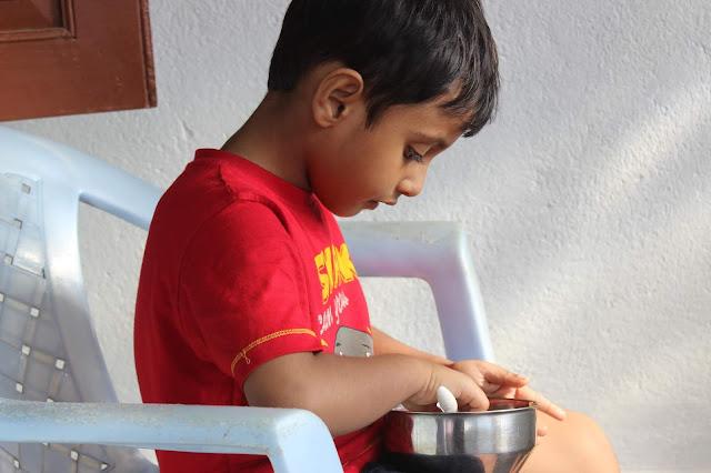 Sourajit Saha's Nephew Rick 18