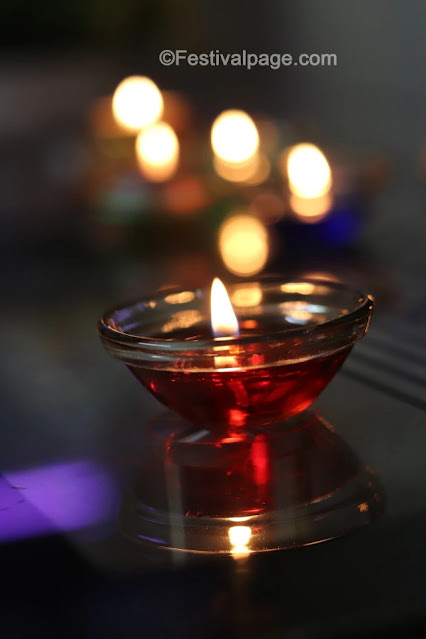 Deepavali Wishes Greetings in Hindi to employees