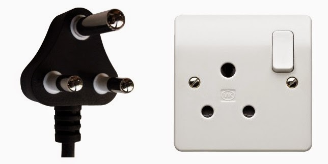 ElectroiD3: Electrical: Power Plug & Outlet Type M