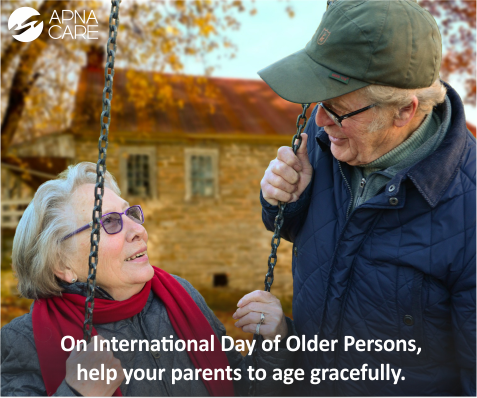 International Day of Older Persons Wishes For Facebook