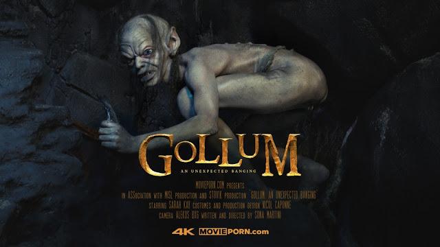 'Gollum: An Unexpected Banging', versión porno de 'El Señor de los Anillos'