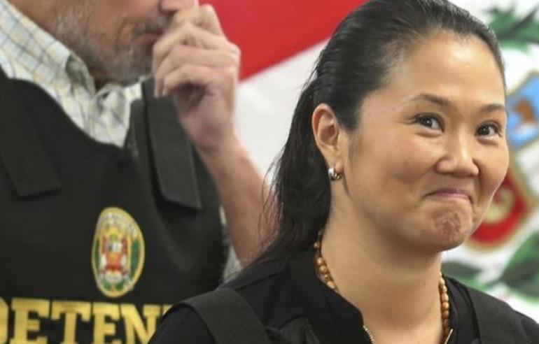 Juan Rassmuss dio US$ 7.6 millones a Keyko Fujimori cuando era congresista