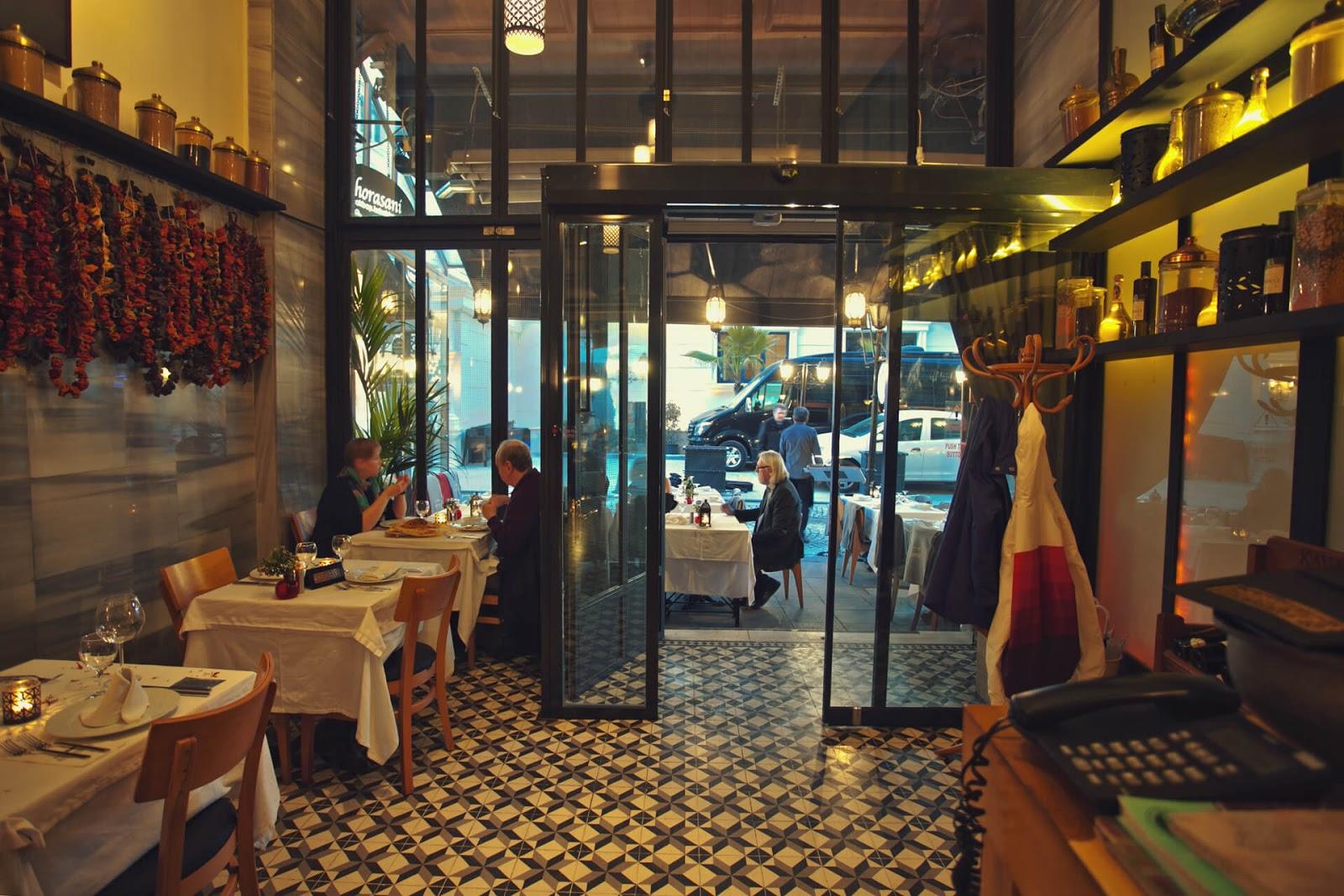 Khorasani Kebap Restoranı (Grill House)