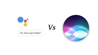 virtual assistant google vs siri