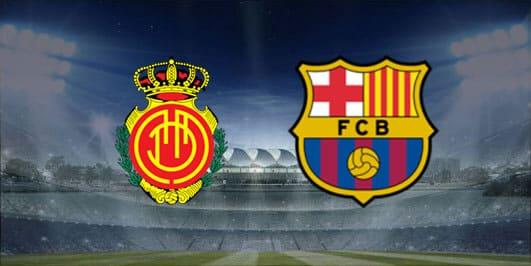 مباراة برشلونة وريال مايوركا بتاريخ 07-12-2019 الدوري الاسباني