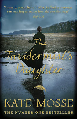 The Taxidermist's Daughter by Kate Mosse book cover