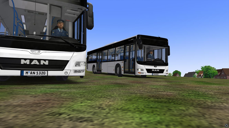 MAN Lion's City A21/A37 - Mods para OMSI 2