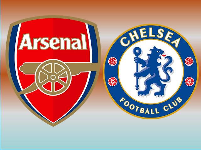 Link Streaming Sambut Pra Musim Liga Inggris Arsenal.FC Vs Chelsea.FC