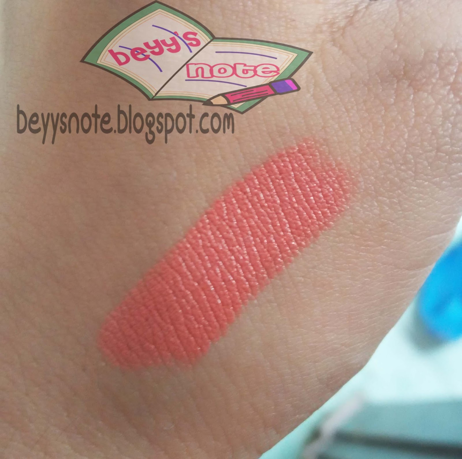 Lipstik Matte Wardah No 5 The Art Of Beauty Lip Cream 17 Review Beyy S Note