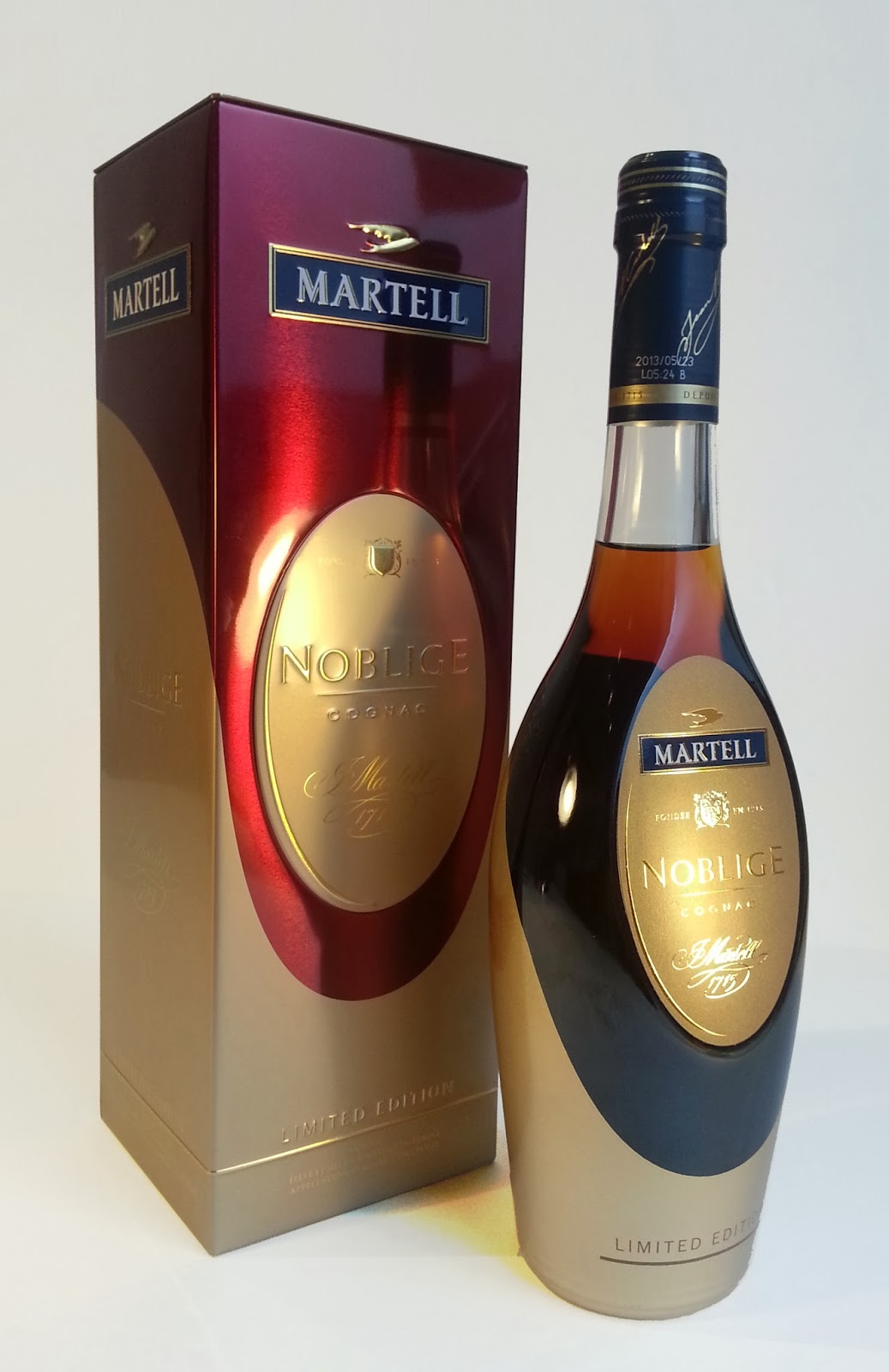 Limited Edition Birthday Collection: Pbmdesignstudio: MARTELL