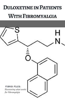 Duloxetine in Patients With Fibromyalgia