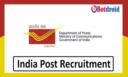 India Post Recruitment 2021, Apply Online for Post Office Jobs in Indiapost
